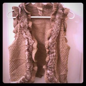 Cute sweater vest